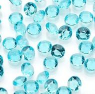 Diamond Confetti in Aqua (1000 Pieces)