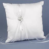 Heartfelt Whimsy Ring Pillow
