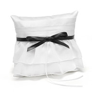 Peplum Ring Pillow