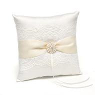 Splendid Elegance Ring Pillow