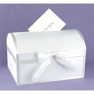 Satin-Covered Greeting Card Treasure Box