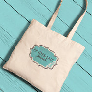 Simply Sweet Bridesmaid Tote Bag