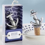 """Nautical"" Anchor Bottle Stopper"