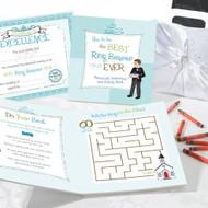 Ring Bearer Activity Gift Set