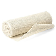 Ivory Burlap Wide Roll (10 Yards)