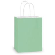 DIY Aqua Paper Gift Bag (Welcome Bag)
