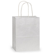 DIY White Paper Gift Bag (Welcome Bag)