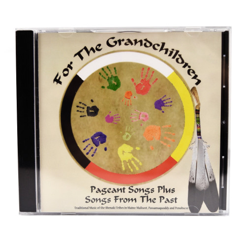 For the Grandchildren by Watie Akins (Penobscot).