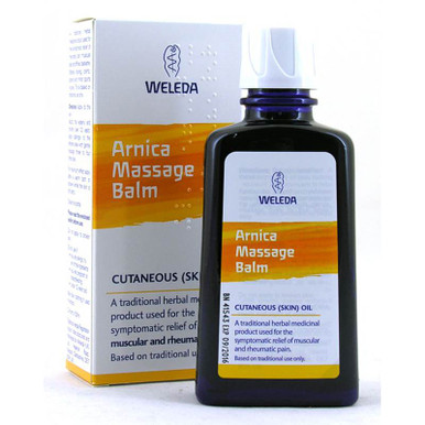 weleda skin food acne