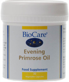 BioCare Evening Primrose Oil - 30 Capsules