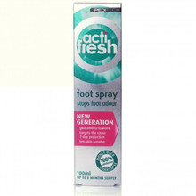 PediTech Acti Fresh Foot Odour Spray - 100ml
