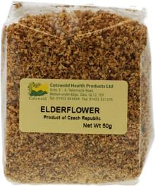 Cotswold Elderflower Tea - 50g