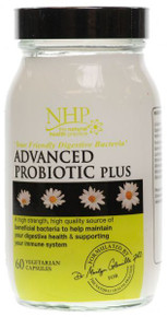 Natural Health Practice Advanced Probiotic Support - 60 Capsules