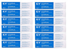 K-Y Jelly Personal Lubricant - 82g (Pack of 12)