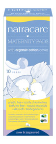 Natracare New Mother Maternity Pads - 10 Pieces