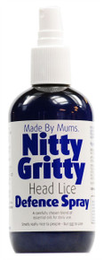 Nitty Gritty Head Lice Defence Spray - 250ml