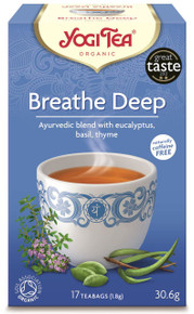 Yogi Tea Breathe Deep - 17 Bags