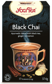 Yogi Tea Black Chai - 17 Bags