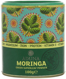 Aduna Moringa Superleaf Powder - 100g