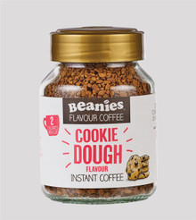 Beanies Coffee Cookie Dough Flavour Instant Coffee - 50g