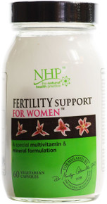 Natural Health Practice Fertility Plus for Women - 60 Capsule