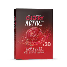 Active Edge Cherry Active Capsules - 30 Capsules