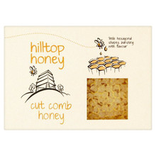 Hilltop Honey Cut Comb Honey Slab - 400g