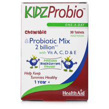 HealthAidKidz 2 Billion Proboi 30 Tablets