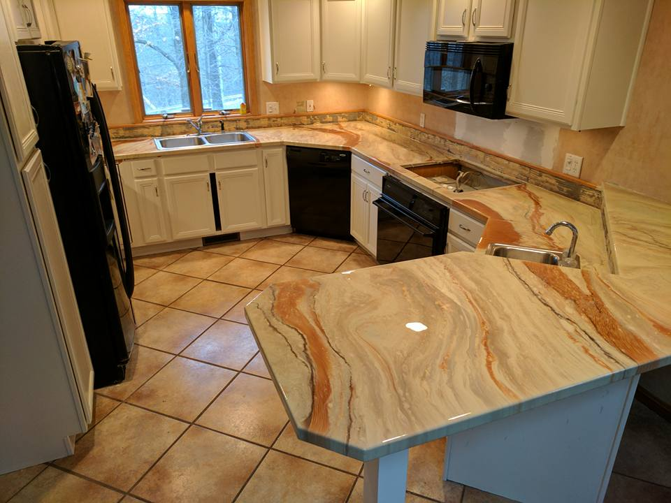 Diamond Coat Youngstown Custom Epoxy Countertops And Floors
