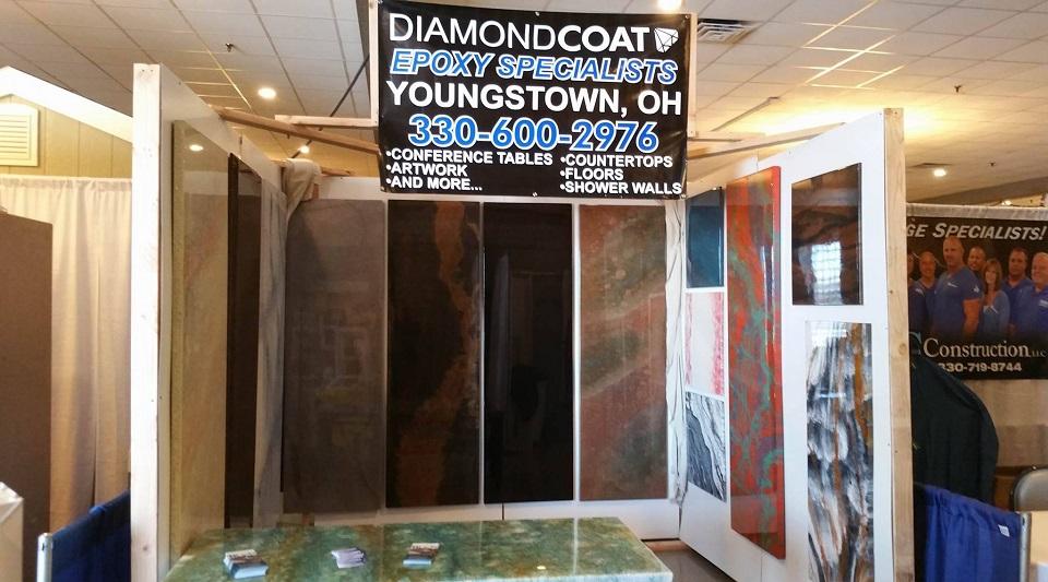 Diamond Coat Youngstown Custom Epoxy Countertops And Floors