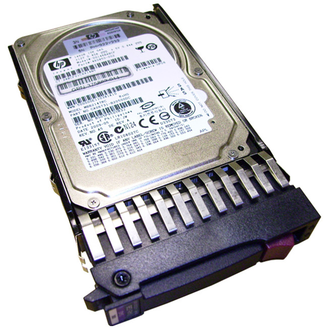 "HP 432320-001 Hard Drive 146GB 10K SAS 2.5"" in Tray"