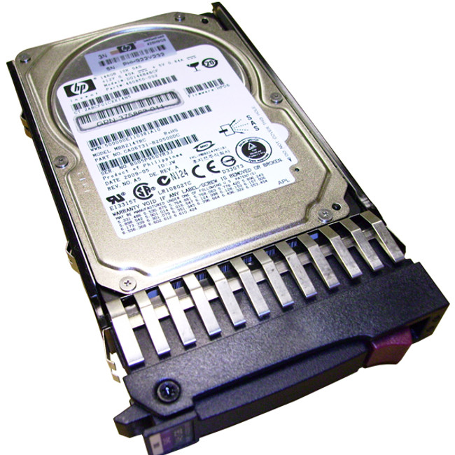"HP 432321-001 Hard Drive 72GB 15K SAS 2.5"" in Tray"