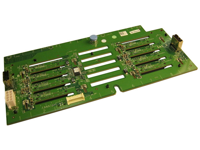 """Dell GW464 1x8 2.5"""" Backplane for PowerEdge T610"""