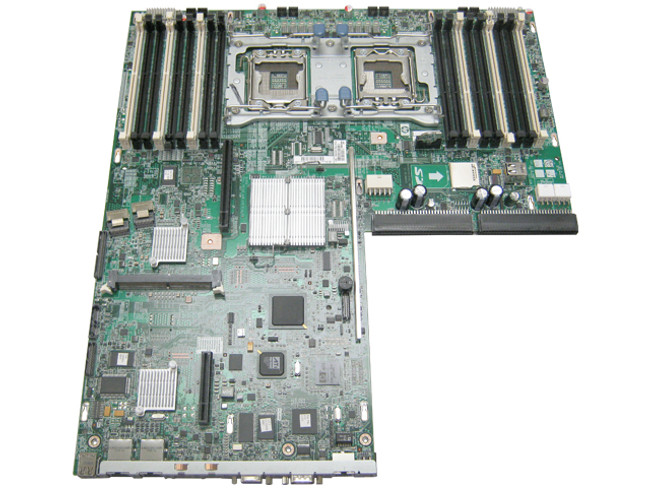 HP 493799-001 System Board for ProLiant DL360 G6