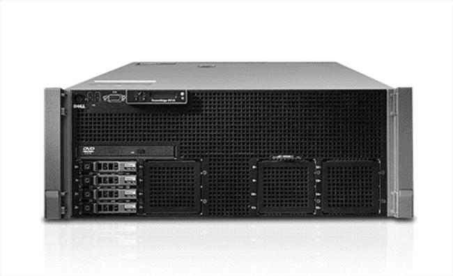 Dell PowerEdge R910 Server - Configured