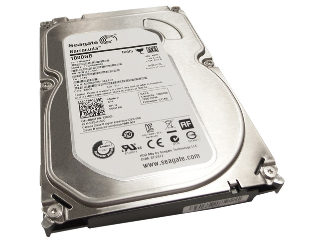 "Dell 0GTP0 Hard Drive 1TB 7.2K SATA 3.5"""