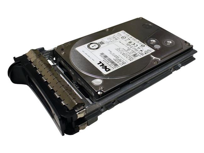 """Dell 2D64X Hard Drive 1TB 7.2K SATA 3.5"""" in Tray"""