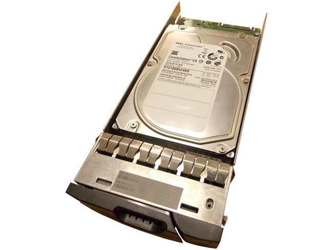 "EqualLogic 0950483-03 Hard Drive 1TB 7.2K SATA 3.5"" in Tray"