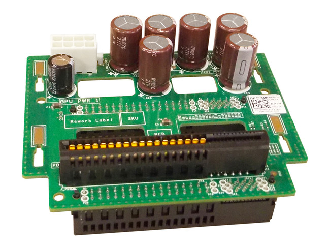 Dell K501P Power Supply Backplane Board