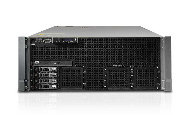 Dell PowerEdge R910 Server - Customize Your Own