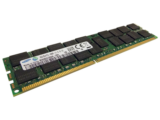 Dell 12C23 Memory 16GB PC3-14900R 2Rx4