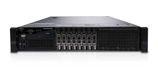 """Dell PowerEdge R720 Server - 2.5"""" Model - Customize Your Own"""