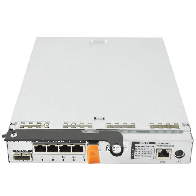 Dell 770D8 4 Port iSCSI Controller for PowerVault MD3200i