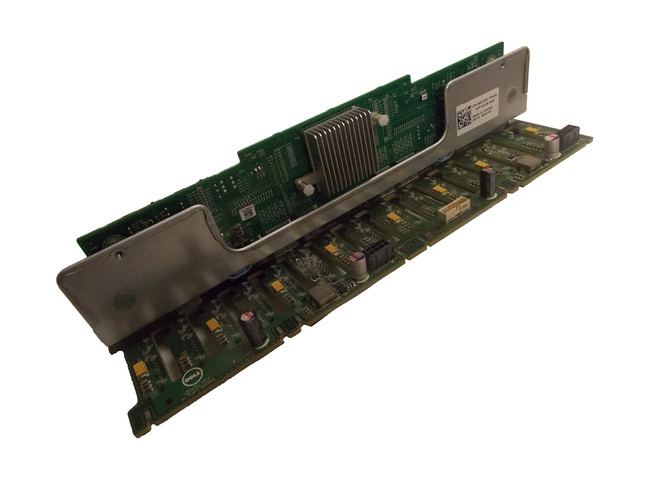 """Dell 8JR0H 1x16 2.5"""" Backplane for PowerEdge R720"""