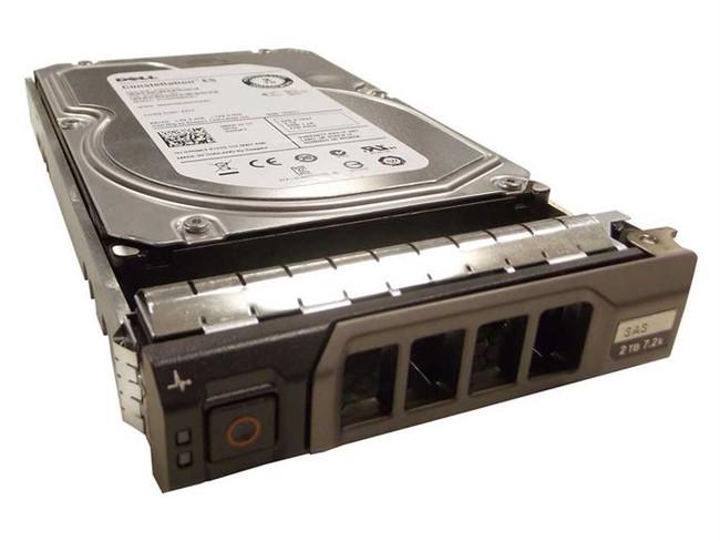 "Dell 2TB 6G 7.2K 3.5"" SAS Hard Drive"