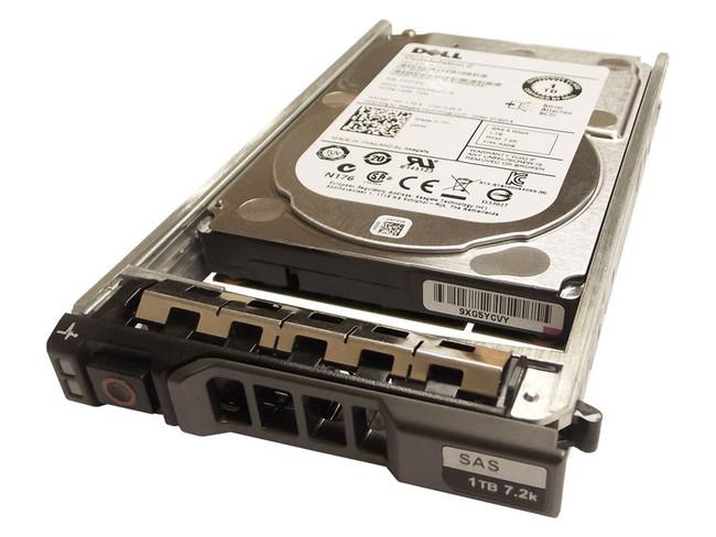 "9W5WV 1TB 7.2K 6GBps 2.5"" Nearline SAS Hard Drive in R Series Tray"