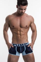 PUMP! Underwear Blue Steel Jogger 11050 from Topdrawers Menswear