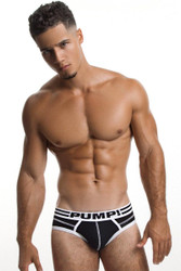 PUMP! Lux Brief 12038 Front View - Topdrawers Underwear for Men