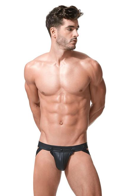 Gregg Homme Crave Jock Detachable 152633 - Front View - Topdrawers Underwear for Men