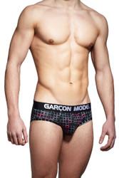 Garçon Model Comet Brief GM17-COMET-BF - Front  View - Topdrawers Underwear for Men